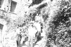 Funeral en Riocastiello, en los años setenta (2)