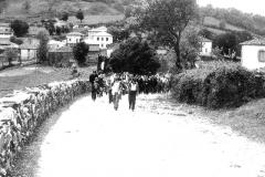 Funeral en Riocastiello, en los años setenta (1)