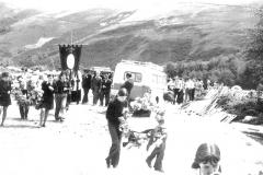 Funeral en Riocastiello, en los años setenta (3)