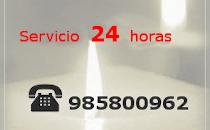 Funeraria 24 horas
